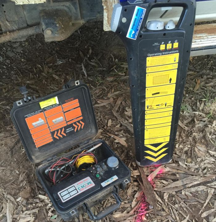 Orange NSW Cable Locator Hire