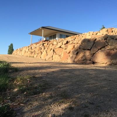 Rock Wall @ Ophir road